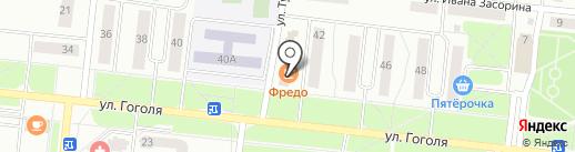 Якитория 24 на карте Зеленодольска