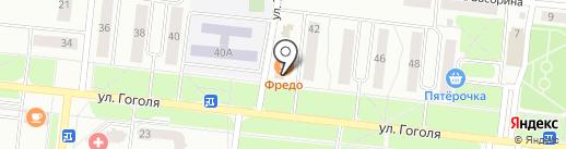 Яки тори на карте Зеленодольска