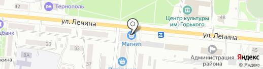 Магазин женской одежды на карте Зеленодольска