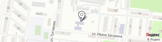 Детский сад №32, Сказка на карте Зеленодольска