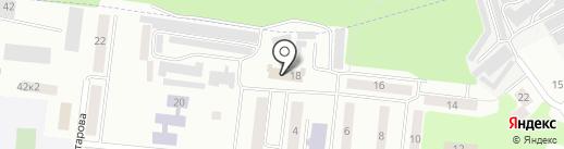 Жилкомплекс на карте Зеленодольска