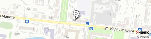 УралБизнес на карте Зеленодольска