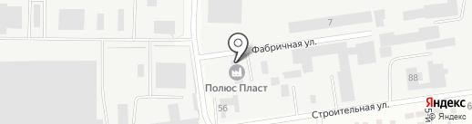 Полюс Пласт на карте Зеленодольска