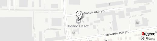 Полюс на карте Зеленодольска