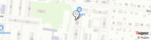 ИНТЕРДОЛ на карте Зеленодольска