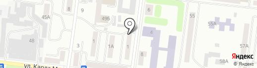 Банкомат, Сбербанк, ПАО на карте Зеленодольска