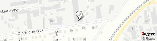 ПрофЛидер на карте Зеленодольска