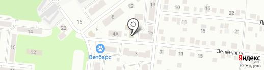 Татарстанское республиканское отделение на карте Зеленодольска