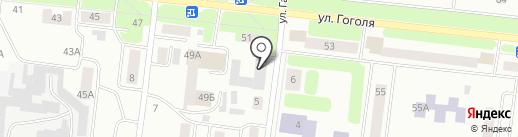 Транс Трейд-2 на карте Зеленодольска