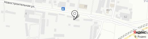 ДомСтрой+ на карте Зеленодольска