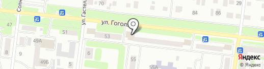 Пятерочка на карте Зеленодольска