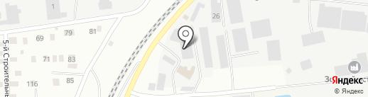 Производственно-торговая фирма на карте Зеленодольска