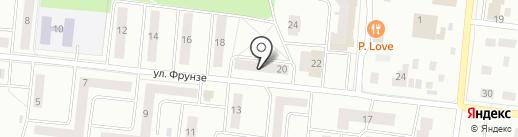 Comepay на карте Зеленодольска