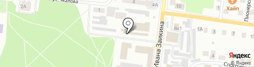 Valenti на карте Зеленодольска