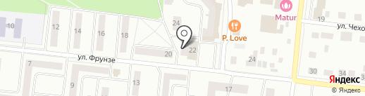 Зацени на карте Зеленодольска