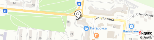 Жар-Свежар на карте Зеленодольска