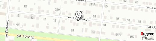 Сауна на карте Зеленодольска