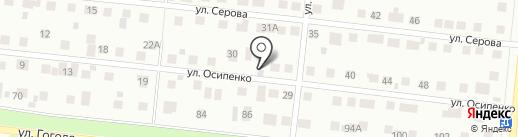Теплый Прием на карте Зеленодольска