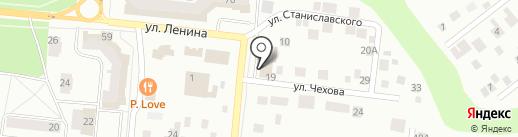 Столичное кредитное товарищество, КПК на карте Зеленодольска