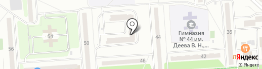 Да, беру на карте Ульяновска