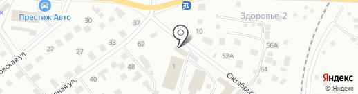 ФЛАГМАН на карте Зеленодольска
