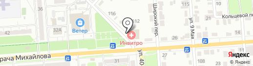 S-COM на карте Ульяновска