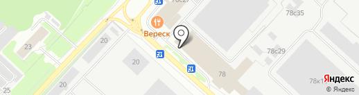 Фотостудия Екатерины Мироновой на карте Ульяновска
