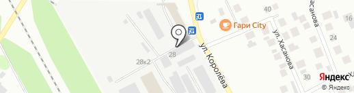 ПРОЕКТНО-СТРОИТЕЛЬНАЯ КОМПАНИЯ ГРИН-СТРОЙ на карте Зеленодольска