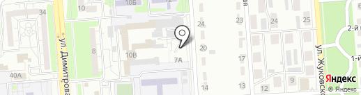 Компания по ремонту электродвигателей на карте Ульяновска