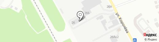 Строймаркет на карте Зеленодольска