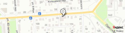 Масло по ГОСТу на карте Ульяновска