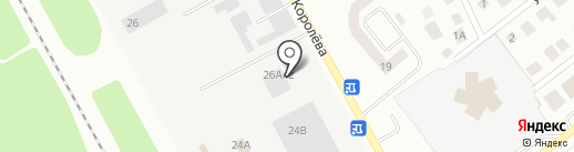 Авто-SPA на карте Зеленодольска