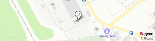 Республиканский клинический противотуберкулезный диспансер на карте Зеленодольска