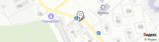Эксклюзив-Торг на карте Зеленодольска