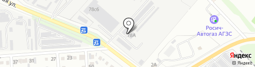 АРТ индустрия на карте Ульяновска