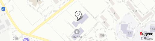 Зеленодольский учебно-курсовой комбинат на карте Зеленодольска