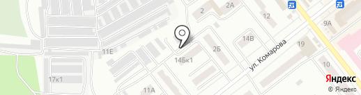 YouEye на карте Зеленодольска