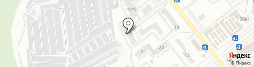 У тети Аси на карте Зеленодольска