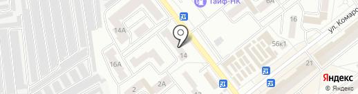 Madam`o на карте Зеленодольска