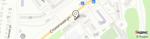 ТАЧКА 116 на карте Зеленодольска