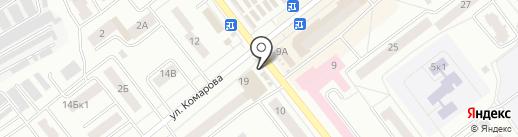 Бистро на карте Зеленодольска