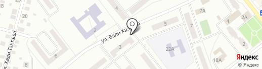 Мистер Клин на карте Зеленодольска