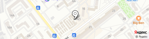 БалтБет на карте Зеленодольска