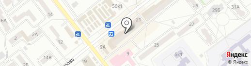 Sunday tour на карте Зеленодольска