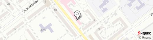 Стоматологическая поликлиника на карте Зеленодольска