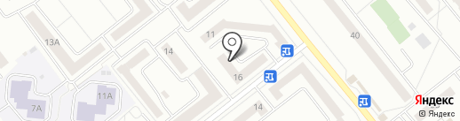 Мираж на карте Зеленодольска