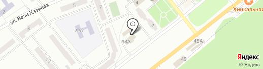 Платежный терминал, Сбербанк России на карте Зеленодольска