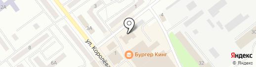 Горзелхоз, МУП на карте Зеленодольска
