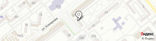 Магазин игрушек на карте Зеленодольска