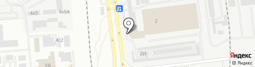 ПАРЛАЙТ на карте Ульяновска